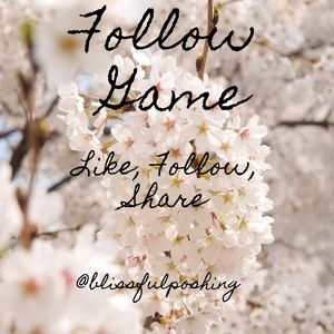 🌸Please Follow & Re-Share! On my way to 75k! 🌸
